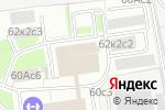 Схема проезда до компании Синтегра-М в Москве
