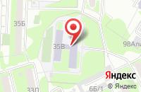Схема проезда до компании Средняя общеобразовательная школа №19 в Туле