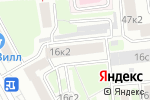 Схема проезда до компании ADL в Москве