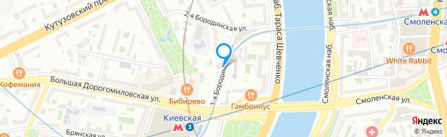 улица Бородинская 1-я