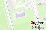 Схема проезда до компании Я МОГУ! в Москве