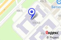 Схема проезда до компании МАГАЗИН МЕБЕЛИ СТО ДИВАНОВ в Москве