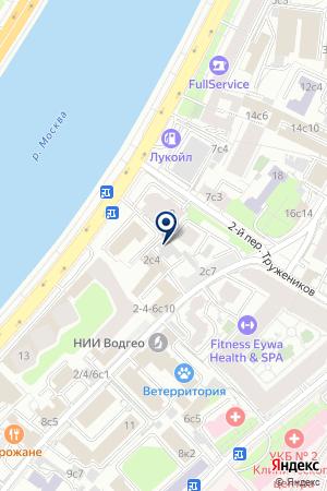 МАГАЗИН БЫТОВОЙ ТЕХНИКИ ПЛАЗМА СИТИ на карте Москвы