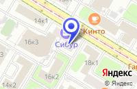 Схема проезда до компании АВИАЦЕНТР в Москве