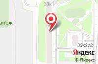 Схема проезда до компании ВЕТЕРИНАРНАЯ КЛИНИКА ДОРЕ в Дмитрове