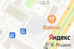 Схема проезда до компании СУ-155 в Москве