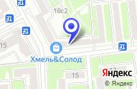 Схема проезда до компании ПТФ ЖИВАЯ ПОМОЩЬ в Москве