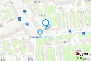 Комната в однокомнатной квартире в Москве Петровско-Разумовский пр., 16
