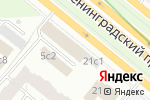 Схема проезда до компании Адвокатский кабинет Ермолаевой Е.В. в Москве