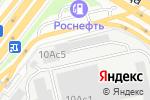 Схема проезда до компании Zero в Москве