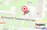 Схема проезда до компании 11 Портал в Москве