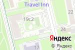 Схема проезда до компании Промтехнология-инжиниринг в Москве