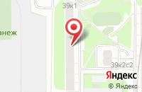 Схема проезда до компании Сигирия в Москве