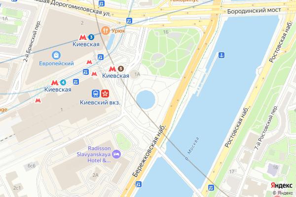 Ремонт телевизоров Европы площадь на яндекс карте