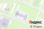 Схема проезда до компании Средняя общеобразовательная школа №2114 с дошкольным отделением в Москве