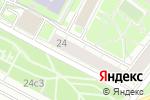Схема проезда до компании Медамед в Москве