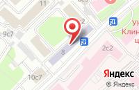 Схема проезда до компании Журнал «Семья В Москве» в Москве