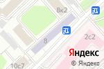 Схема проезда до компании Институт психолого-педагогических проблем детства РАО в Москве