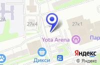 Схема проезда до компании ТРАНСПОРТНАЯ КОМПАНИЯ ТРЭВЕЛ ТРАНЗИТ в Москве