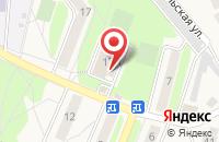 Схема проезда до компании Плехановский культурно-досуговый центр в Плеханово