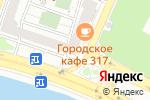 Схема проезда до компании КБ Новый Московский Банк в Москве