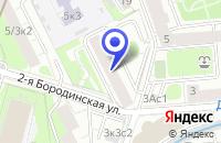 Схема проезда до компании КОПИРОВАЛЬНЫЙ ЦЕНТР АЛИОН ТРЕЙДИНГ в Москве
