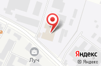 Схема проезда до компании Ядро в Подольске