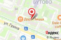 Схема проезда до компании Музыкальное Агентство  в Москве
