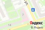 Схема проезда до компании ДЕЗ-СЕРВИС в Москве