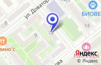 Схема проезда до компании АКБ РОССИЙСКИЙ КАПИТАЛ в Москве