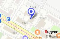 Схема проезда до компании КОПИРОВАЛЬНЫЙ ЦЕНТР ВЕГА ЦЕНТР в Москве