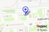 Схема проезда до компании ОВК Г. ЩЕРБИНКИ в Щербинке