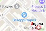 Схема проезда до компании N-Decor в Москве