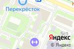 Схема проезда до компании Мастер Минутка в Москве