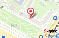 Схема проезда до компании 3 Вей Коучинг в Москве