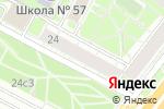 Схема проезда до компании Bodybrand в Москве