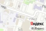 Схема проезда до компании ОптикМолл в Москве