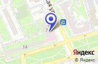 Схема проезда до компании ДЕЗИНФЕКЦИОННАЯ СТАНЦИЯ ДЕЗ-СЕРВИС в Москве