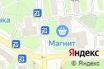 Схема проезда до компании Сегодня пресс в Москве