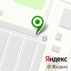 Местоположение компании Гаражно-строительный кооператив №39