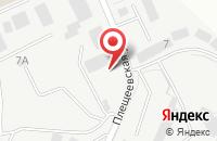 Схема проезда до компании Бетон Подолье в Подольске