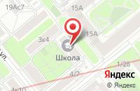 Схема проезда до компании Энергоинвест в Москве