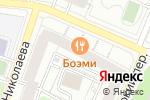 Схема проезда до компании Saint Cashmere в Москве