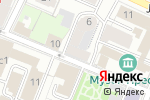 Схема проезда до компании ArtArea Project в Москве