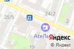 Схема проезда до компании Нотариус Майоров П.Ю. в Москве