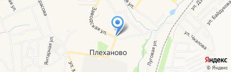 Магазин хлебобулочных и кондитерских изделий на карте Хрущёво
