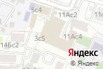 Схема проезда до компании Autosab в Москве