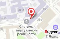Схема проезда до компании Сити Класс в Москве