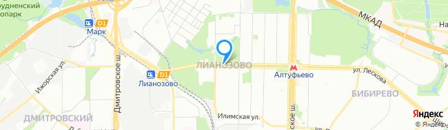 район Лианозово