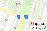 Схема проезда до компании Хлебсервис в Плеханово